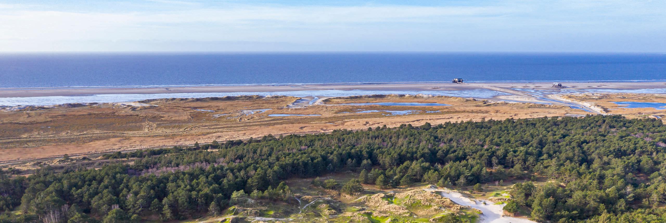 Die Küste von St. Peter-Ording