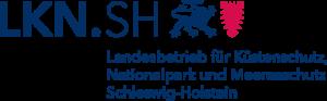 Logo Landesbetrieb für Küstenschutz, Nationalpark und Meeresschutz Schleswig-Holstein
