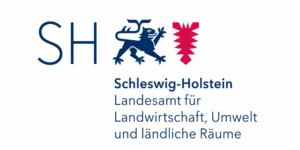 Logo Landesamt für Landwirtschaft, Umwelt und ländliche Räume Schleswig-Holstein