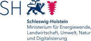 Logo Ministerium für Energiewende, Landwirtschaft, Umwelt, Natur und Digitalisierung Schleswig-Holstein